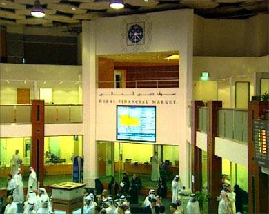 مؤشر دبي المالي يتراجع 3,36% بضغط من أرابتك