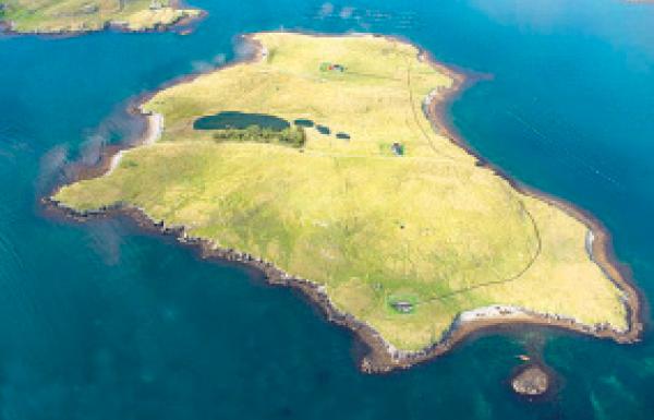 موقع إلكتروني يعرض جزيرة للبيع بأقل من سعر شقة