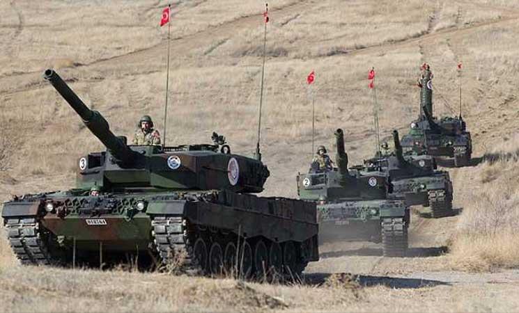 مقتل ثلاثة جنود أتراك في معارك مع تنظيم الدولة شمال سوريا