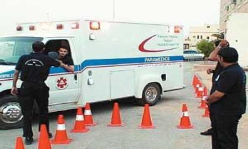 دبي: الإسعاف تدشن سيارة طبيب الطوارئ الجديدة
