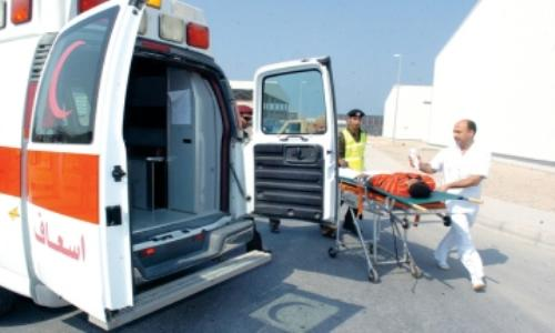 نجاة طفل من الموت بعد تعرضه لحادث دهس بأبوظبي