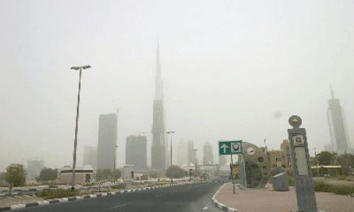 حالة عدم الاستقرار الجوي تسود أجواء الدولة غد الجمعة