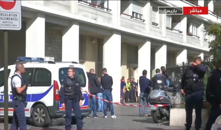 إصابة ستة جنود بحادث دعس في باريس
