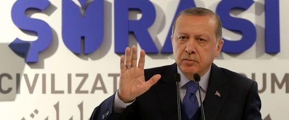 أردوغان: حضارة الإسلام لا يغيرها حكام غير مؤهلين يضطهدون شعوبهم