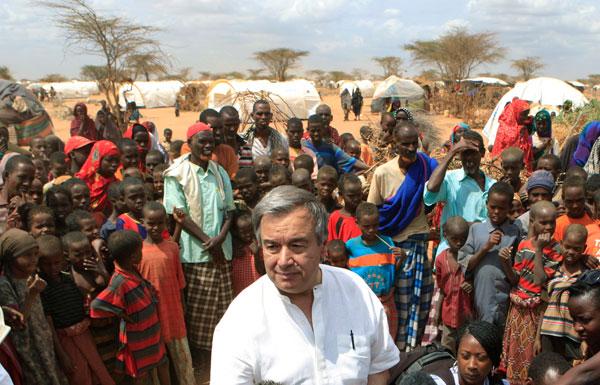 مجلس الأمن يرشح جوتيريس رسميا لمنصب الأمين العام للأمم المتحدة