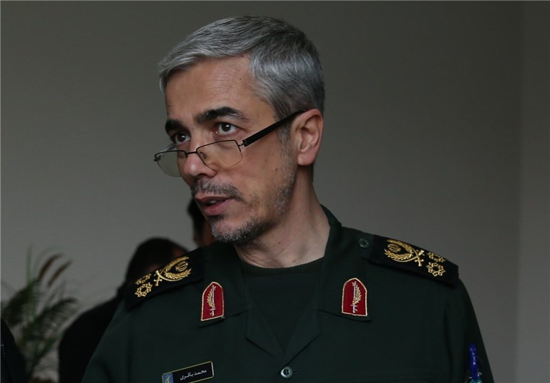 خامنئي يعين اللواء محمد باقري رئيسا لأركان القوات المسلحة