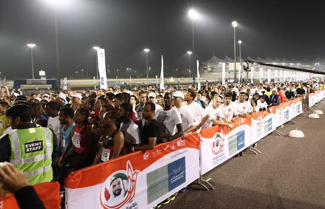 إقبال كبير من طلبة الإمارات للمشاركة في ماراثون زايد الخيري