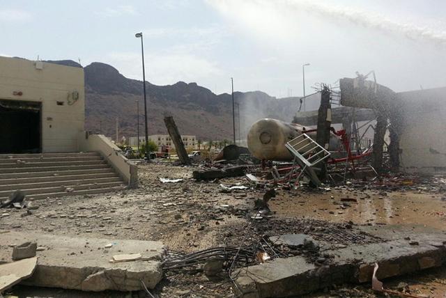 مصرع 5 أشخاص في انفجار خزانات غاز بالمدينة المنورة