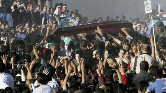 وثيقة فلسطينية تكشف: دحلان المسؤول عن اغتيال عرفات