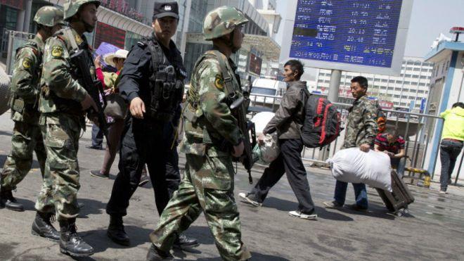 مصرع 15 وجرح 14 في مقاطعة شينجيانغ الصينية