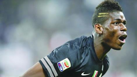 بوغبا يمدد عقده مع يوفنتوس لخمس سنوات