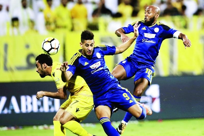 مساء اليوم.. الوحدة يواجه الوصل على دوري الخليج العربي لكرة القدم