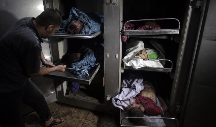 مجلس الأمن يدعو لوقف اطلاق النار واسرائيل تكثف عدوانها على غزة