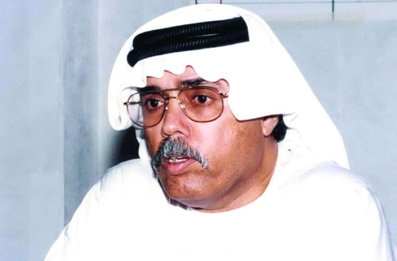 وفاة الأديب الإماراتي ناصر جبران عن 65 عاما