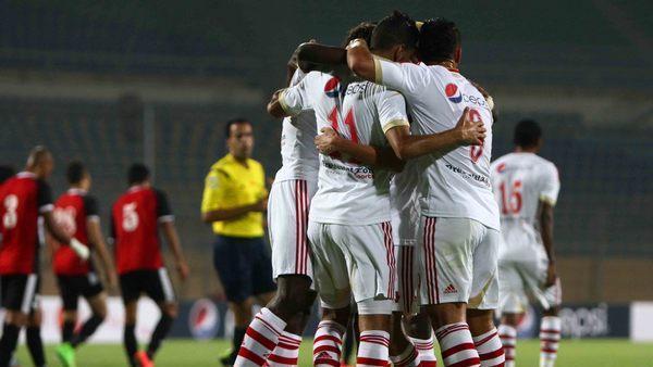 تأجيل مباراة المالك وريون سبورت الرواندي بمصر