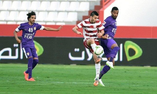 العين ينعش آماله بفوز أول في كأس الخليج الإماراتي