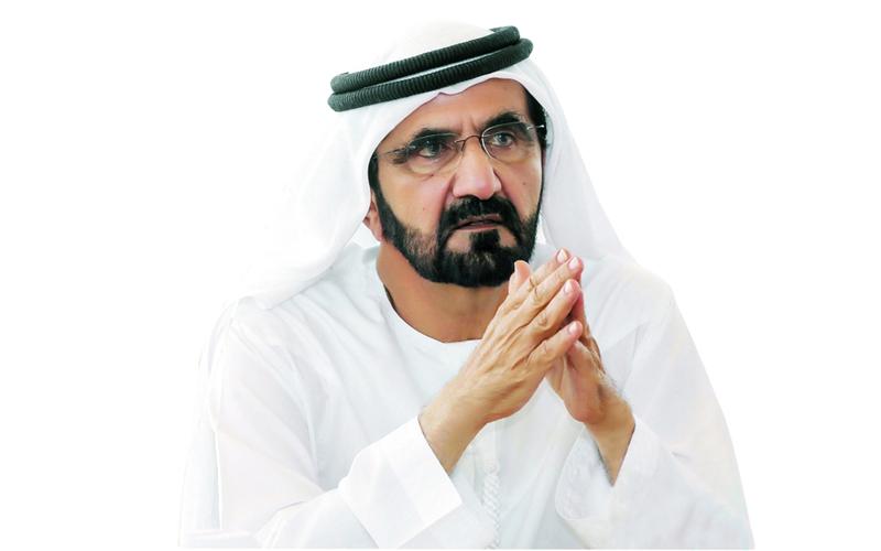محمد بن راشد: جميعنا فريق واحد نعمل لرفعة دولتنا وتقدمها