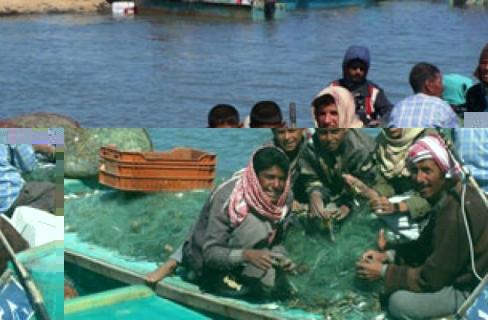 1500 من الصيادين المصريين يواجهون خطر الموت في ليبيا