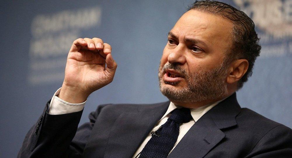 قرقاش: لن نقف مكتوفي الأيدي أمام تهديدات إيران ووكلائها
