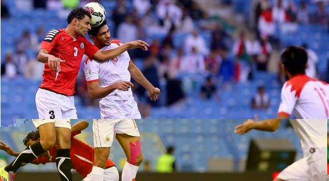 اليمن يفرض التعادل السلبي مع البحرين بخليجي22