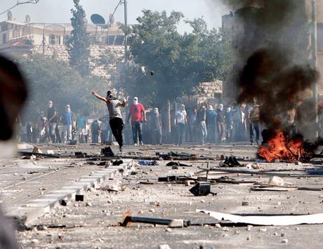 الاحتلال يصعد تهديداته.. والانتفاضة الثالثة غدت واقعا