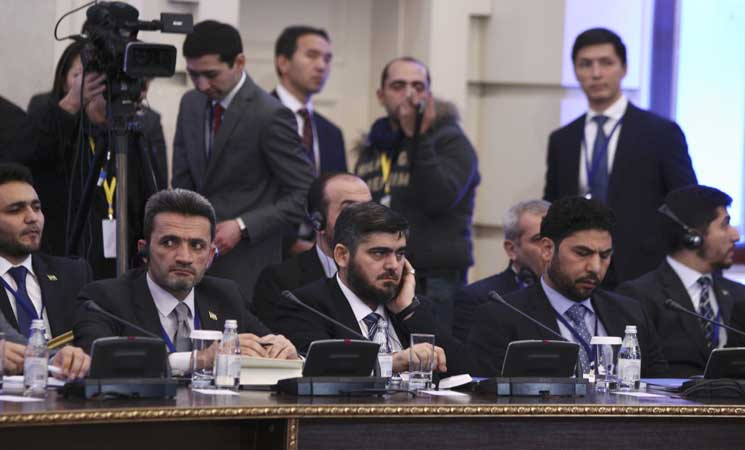 تسريبات عن اتفاق روسي تركي لتشكيل حكومة بوجود الأسد