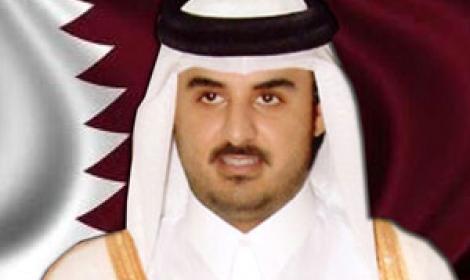 صفعة ما بعد المصافحة.. أمير قطر يعتبر عزل مرسي انقلابا