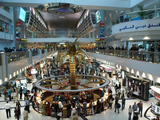 7.05 مليار درهم مبيعات السوق الحرة في مطار دبي لعام 2015