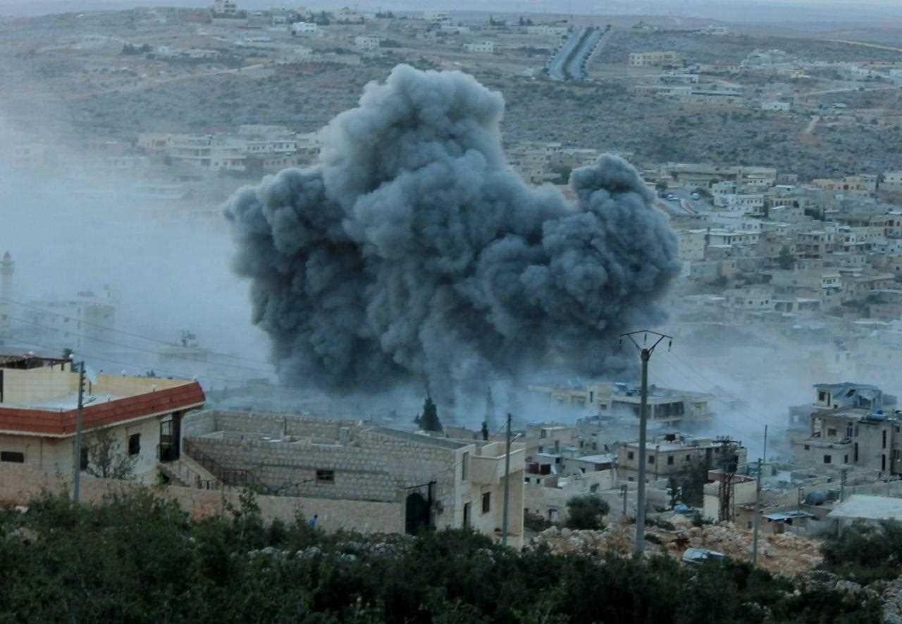 مقتل القائد العام لـجيش الفتح بغارة جوية في حلب