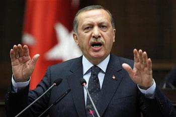 اردوغان: مستعدون لعلاج جرحى العدوان على غزة مهما كانت الأعداد