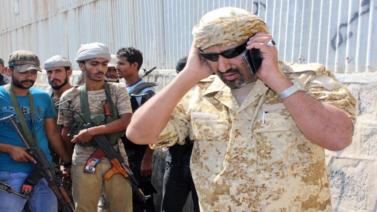 الانشقاقي عيدروس الزبيدي يعلن تأسيس برلمان لمحافظات جنوب اليمن