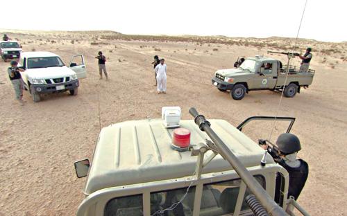 السعودية تفوّض حرس الحدود صلاحية إطلاق النار على المتسللين