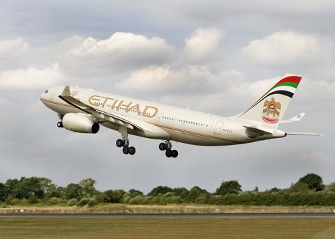 الاتحاد للطيران تنظم معرضاً ترويجياً متنقلاً