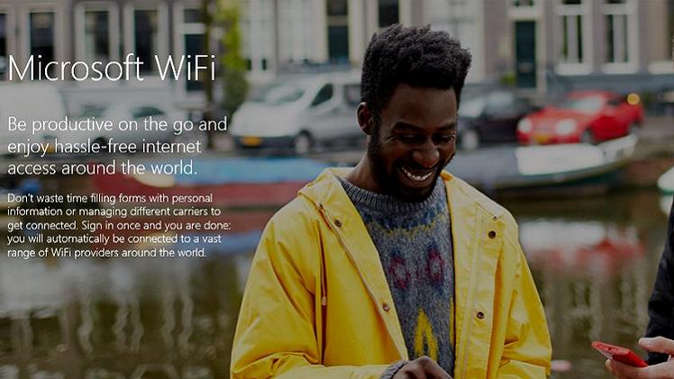 مايكروسوفت تجهز لإطلاق شبكة واي فاي عالمية متاحة في 130 دولة