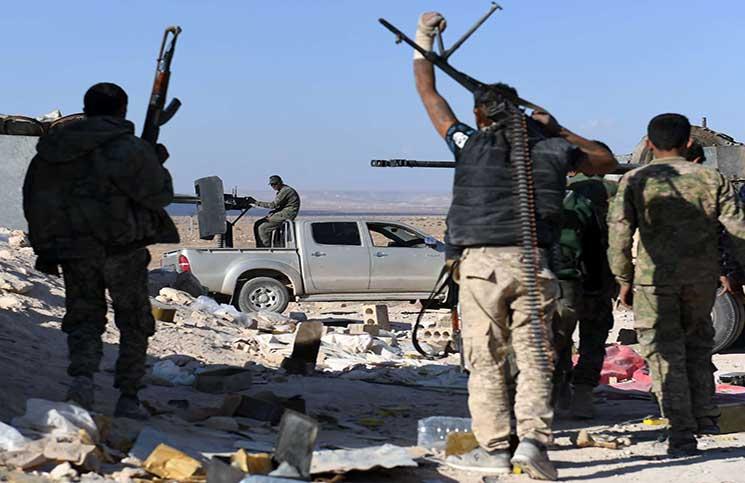 النظام السوري يرفض التفاوض مع  داعش مقابل تسليم جثث جنود روس