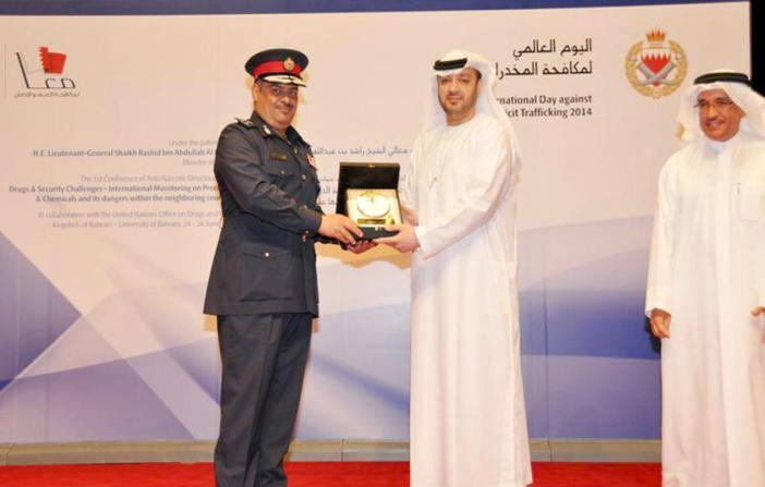 الإمارات تشارك بمؤتمر مكافحة المخدرات في البحرين