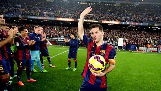 برشلونة ينتزع صدارة الدوري الأسباني من الريال