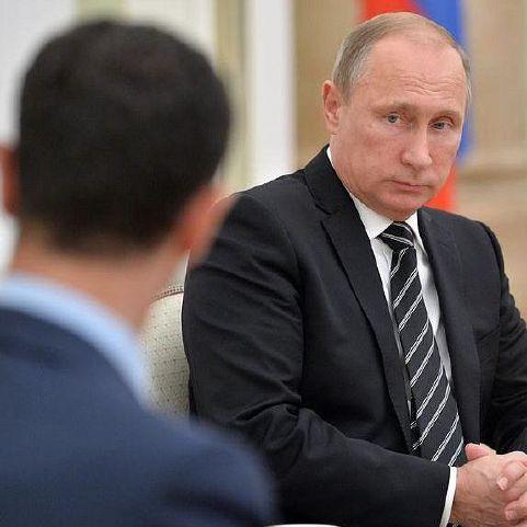 تفاهم أمريكي روسي على رحيل الأسد من سوريا