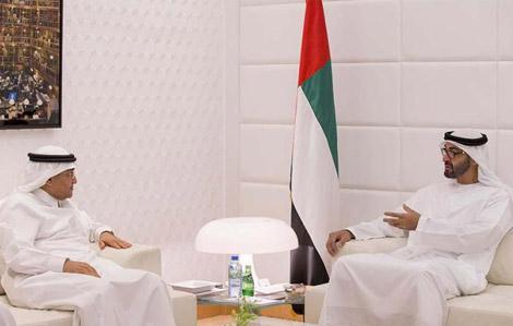 الإمارات والسعودية تبحثان مستقبل الطاقة في المنطقة
