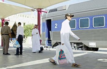 السعودية تدرس تشغيل خط بين الرياض والدمام