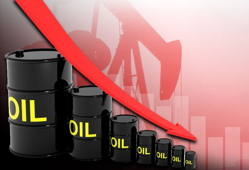 النفط يهبط بسبب تسعيرة الدولار وتراجع خام برنت