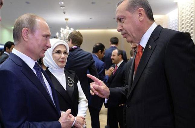 موسكو: تركيا شريك تجاري مهم لنا ومستعدون لزيادة الغاز لها