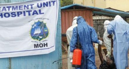 4555 حالة وفاة بالإيبولا في 5 دول