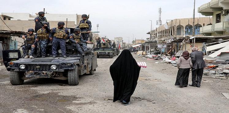 داعش يعدم مسؤول مفارزه الأمنية و 7 من عناصره في الموصل