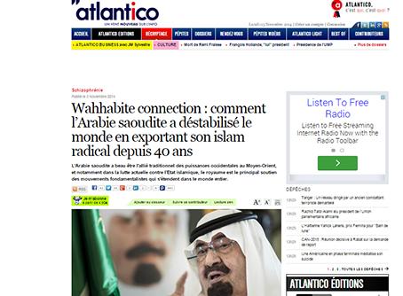 أتلانتكو: واشنطن استعملت السعودية في هذين الملفين