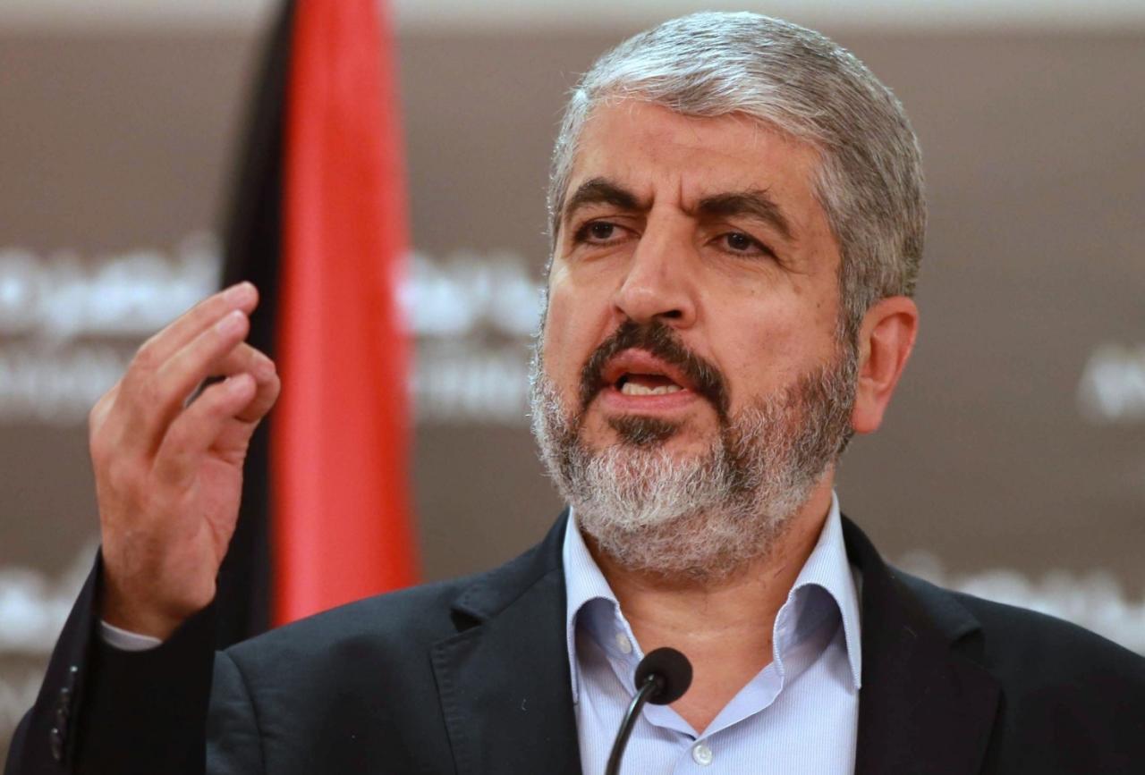 مشعل: اغتيال مازن فقهاء يغيّر قواعد الصراع مع الاحتلال