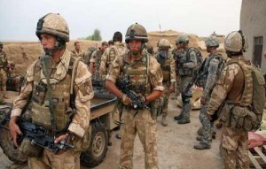إرسال 1500 جندياً من التحالف الدولي إلى العراق