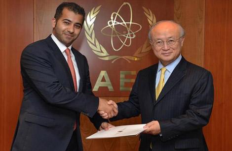 الإمارات تستكمل شروط انضمامها لمعاهدات الطاقة النووية