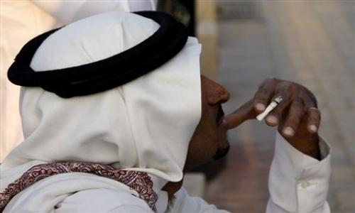 السعوديون ينفقون 45 مليون ريال على التدخين يوميًا