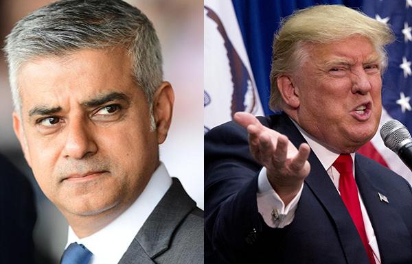 سجال مفاجئ بين ترامب وعمدة لندن بعد الهجوم الإرهابي